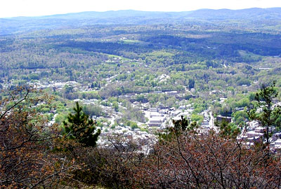 Hiking in Brattleboro and Southeastern Vermont